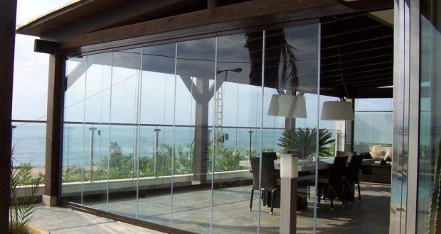 rideau de verre