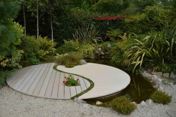 jardin chinois feng shui